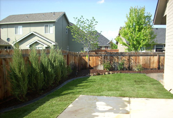 High desert landscape inc 208 866 2881 boise for Landscape design boise