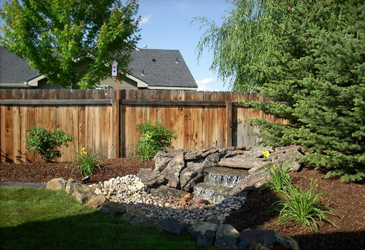 Landscape timbers ogden utah queen creek landscape for Landscape design boise